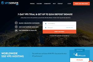 VPSServer.com Review