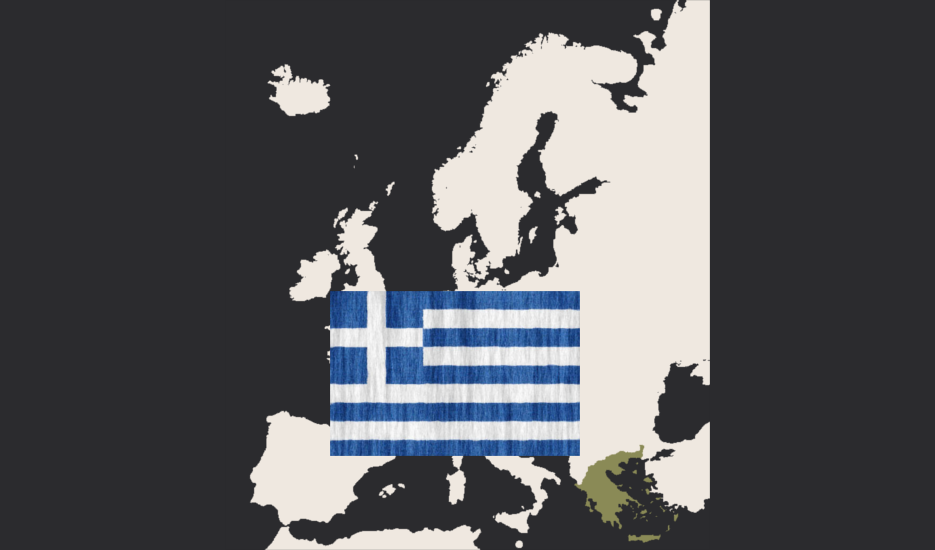 hosting Greece